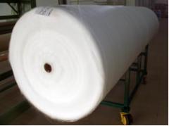 Polypropylene staple fibre
