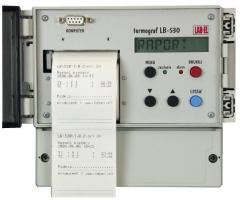 Termometr z drukarką - termograf LB-530
