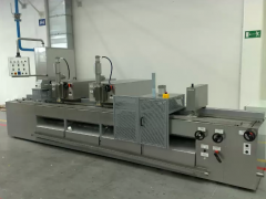 Drinking water bottling line
