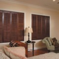 Shutters from wood