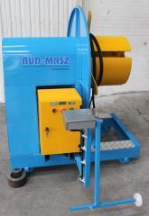 Small mechanical decoiler to 2 ton