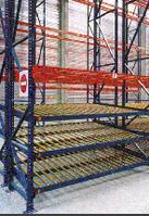 Shelvings for pallets