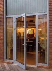 Drzwi aluminiowe, drzwi z aluminium