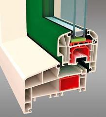 System profili BLOCK NL do budowy okien