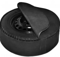 Covers for automobile tires