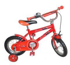 "Rowerek BMX 12"" SB03 Kolor czerwony"