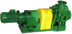 Jednoosiowe pompy rotacyjne RJ i RJM