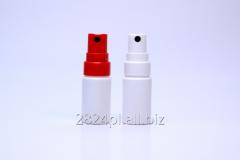 Butelki kosmetyczne z polietylenu