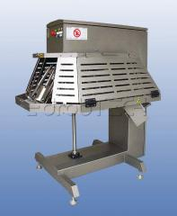 Separators for separating bones form meat