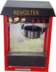 Maszyna do popcornu, popcorn, prażona kukurydza