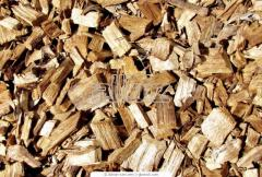 Zrębki drzewne , produkowane są z drewna iglastego i liściastego