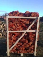 Drewno w workach raszlowych 12,5l dąb