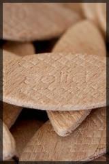 Łączówki drewniane,