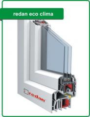Okna PVC - Eco Clima, Greenline, KBE, Redan