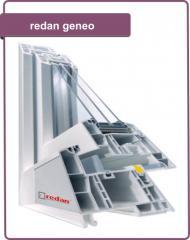 Okna PVC - Geneo, Rehau