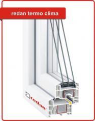 Okna PVC - Termo Clima, Termo, Rehau