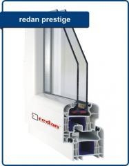 Okna PVC -  Redan Prestige, Round Line, Wital
