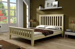 Łóżko drewniane Kupid