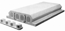 Styrofoam building boards
