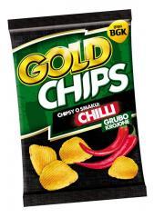 Gold Chips ziemniaczne