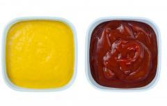 Koncentraty, ketchupy, musztardy, majonezy, sosy, dressing