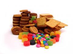 Słodycze, czekolada, lizaki, cukierki