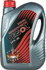 Motor oils for diesel engines