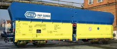 Freight car, hoppper