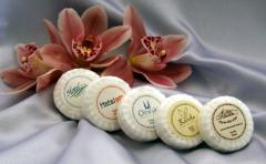 Soap for hotels