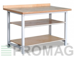 Stół warsztatowy SS01L/2PL90z serii Classic...