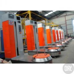 Maszyny do owijania bagaży i paczek LP600F