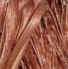 Copper, raw material