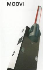 Szlabany elektromechaniczne Moovi z silnikiem zasilanym 230V