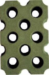 Concrete Fences cast