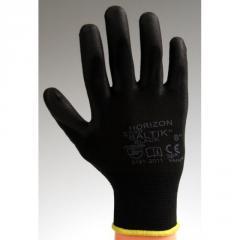 Rękawice nylonowe Baltic Black