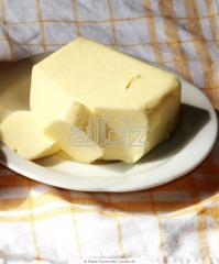 Masła, margaryny