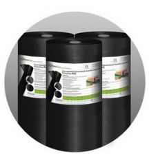 Film, liquid, for waterproofing