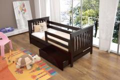 Łóżko parterowe dla dzieci DOROTKA