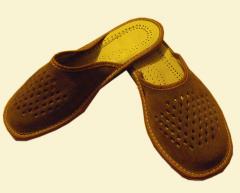 Domestic footwear