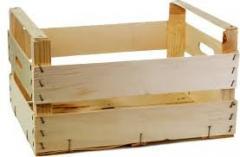 Skrzynki drewniane 13 kg