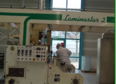 Laminator DCM Laminastar 2