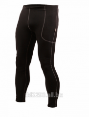 Thermal underwear for mountain-skiers