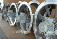 Ventilateur pour le séchage des bois/bois/pan
