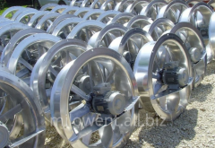 Axial fans 800mm