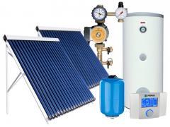 Kolektor słoneczny ZESTAW DLA 2-3 OSÓB