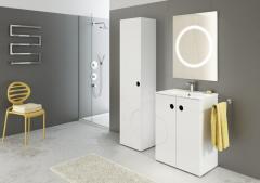 DEFRA Meble łazienkowe SPHERE - sferyczna