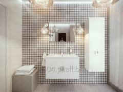 DEFRA Meble łazienkowe LINES - intrygujące linie