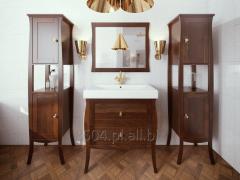 DEFRA Meble łazienkowe BARREL - drewniana