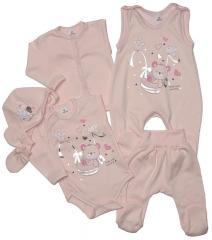 Les vêtements la chambre d'enfant