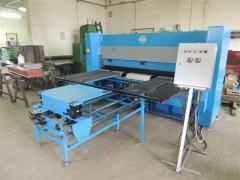 Maszyna do produkcji siatki cięto-ciągnionej